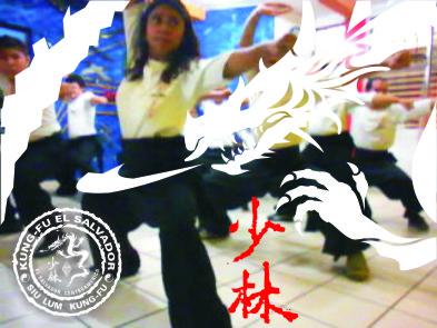 Fotos Parr Inicio, Anténtico Kung fu