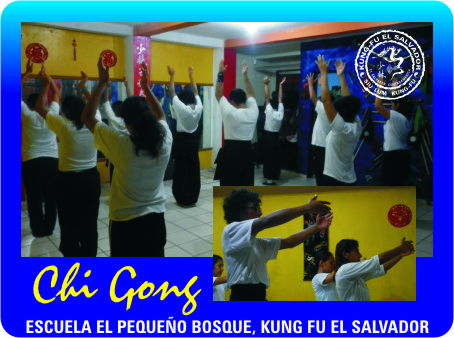Zhineng Chi Gong Escuela 1