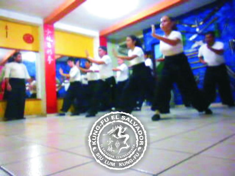 Clase Kung fu Shaolin 1
